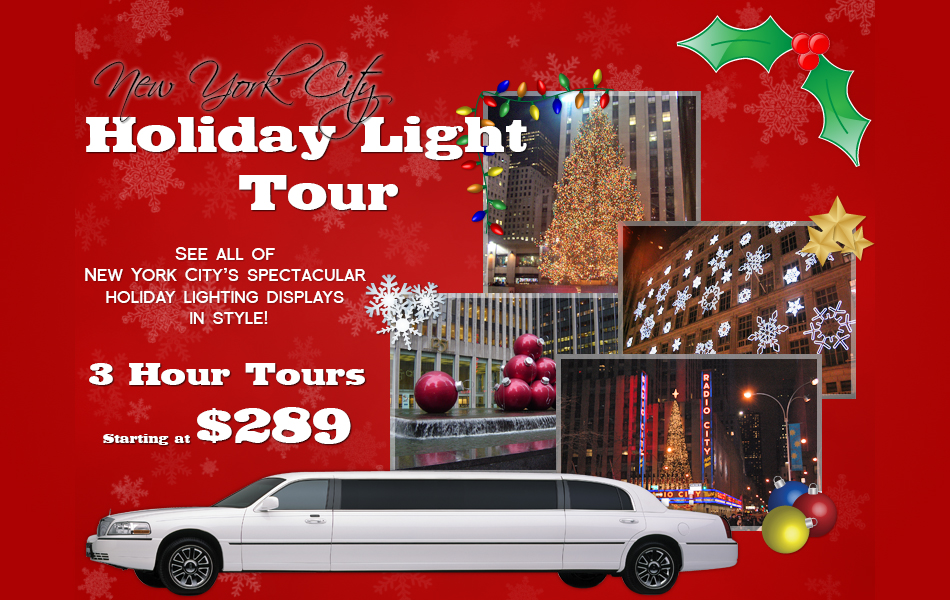 Holiday Light Tour